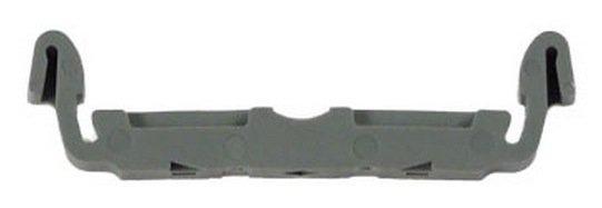 Papouch DIN_20_W uchwyt plastikowy na szynę DIN 35 mm