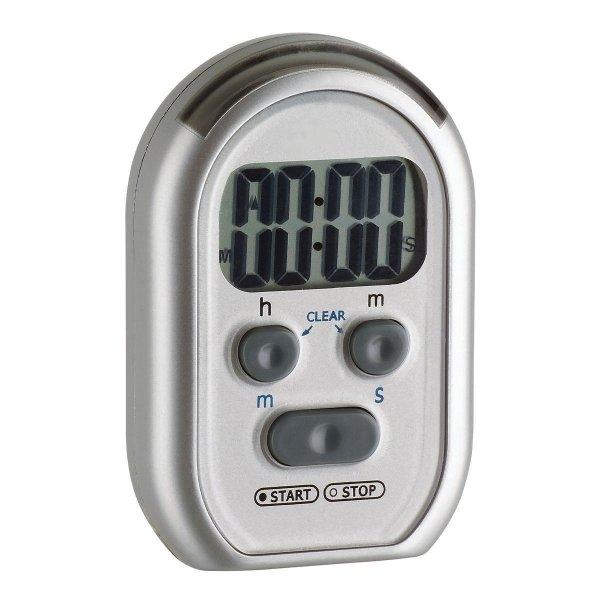 TFA 38.2019 minutnik elektroniczny z funkcją stopera i uchwytem magnetycznym