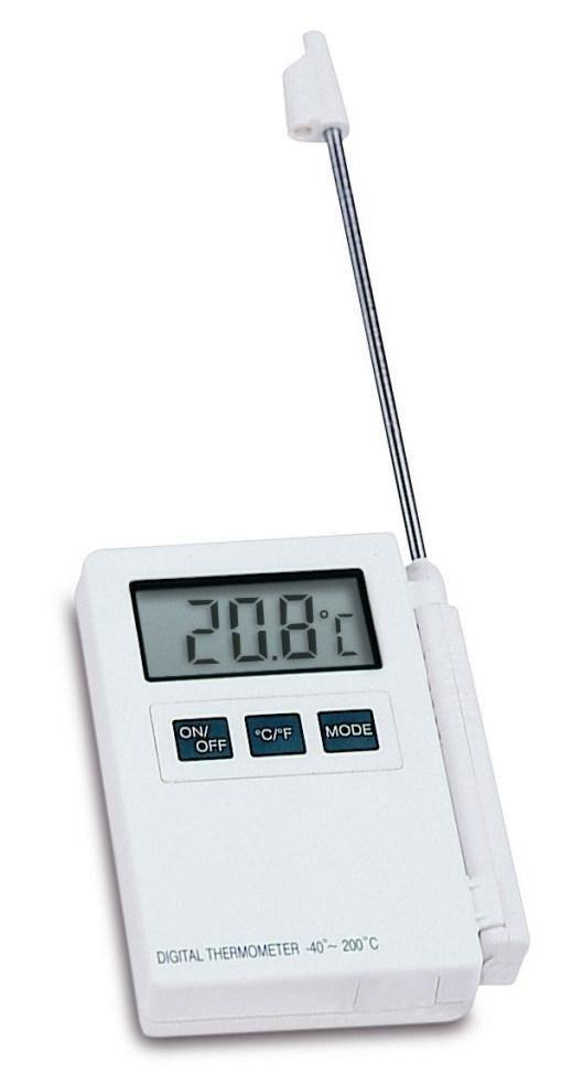 TFA 30.1015 termometr elektroniczny z sondą szpilkową
