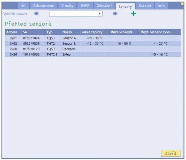 Papouch TME Radio M termohigrometr internetowy bezprzewodowy 868 MHz 100 m do Modbus TCP, Ethernet, LAN, IP