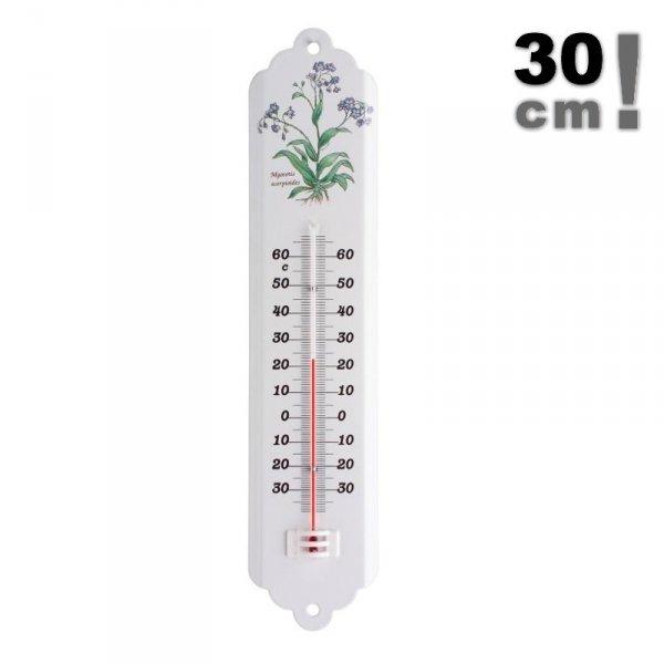 Termometr zewnętrzny TFA 12.2013 cieczowy ścienny duży 295 mm - WYPRZEDAŻ