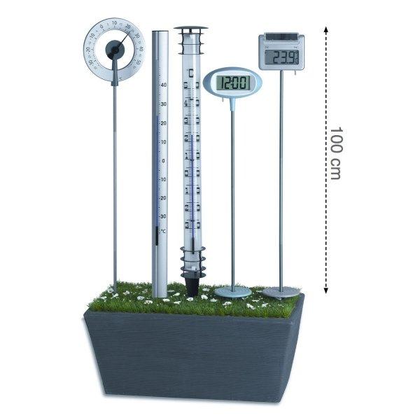 TFA 12.2035 KOGUT termometr ogrodowy cieczowy zewnętrzny z kogutem bardzo duży 138 cm