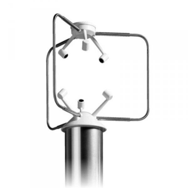 DeltaOHm HD 2003.1 wiatromierz ultradźwiękowy trójosiowy anemometr profesjonalny turbulencje