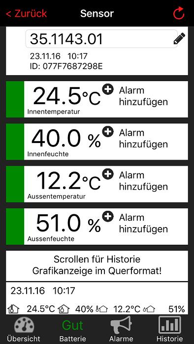 TFA 35.1143 CONNECT stacja pogody bezprzewodowa WeatherHub Smart Home