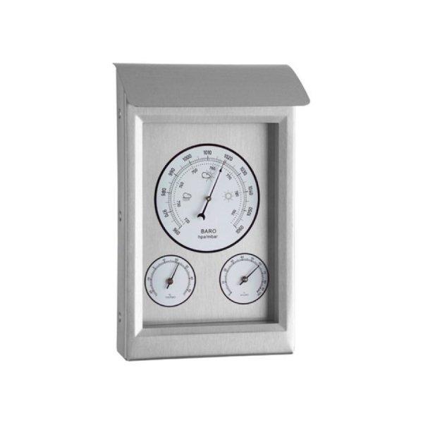TFA 20.2046 stacja pogody mechaniczna barometr ścienny zewnętrzny
