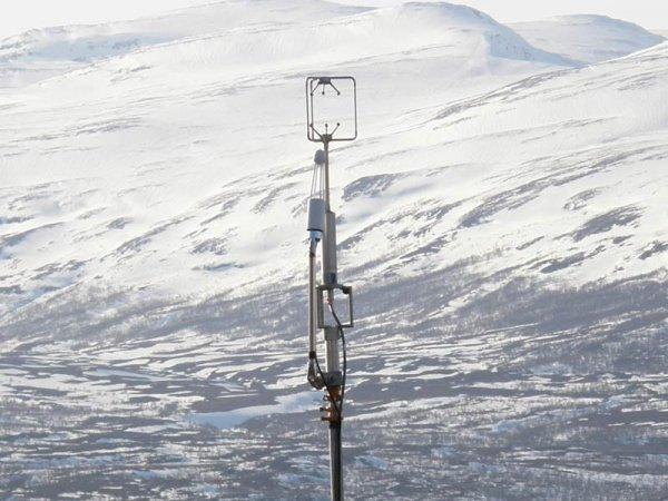 Gill R3-100 wiatromierz ultradźwiękowy trójosiowy anemometr naukowy 100 Hz