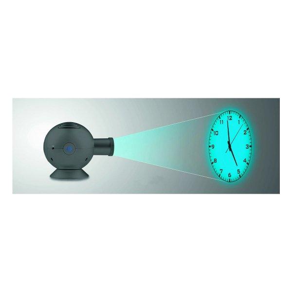 TFA 60.5007 zegar biurkowy TIME BALL elektroniczny z projektorem