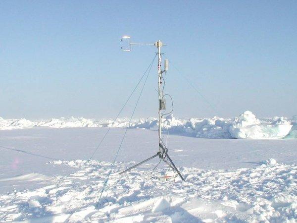 Gill HS-50 wiatromierz ultradźwiękowy trójosiowy anemometr naukowy 50 Hz horyzontalny