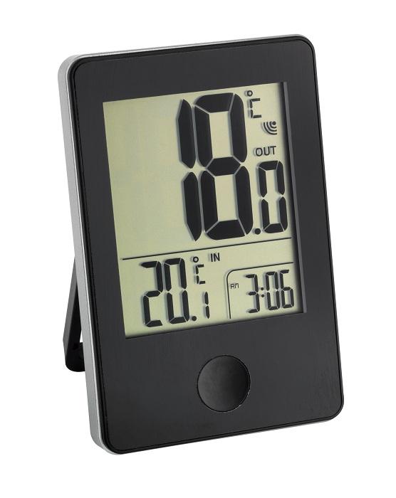 TFA 30.3051 POP termometr bezprzewodowy z czujnikiem zewnętrznym