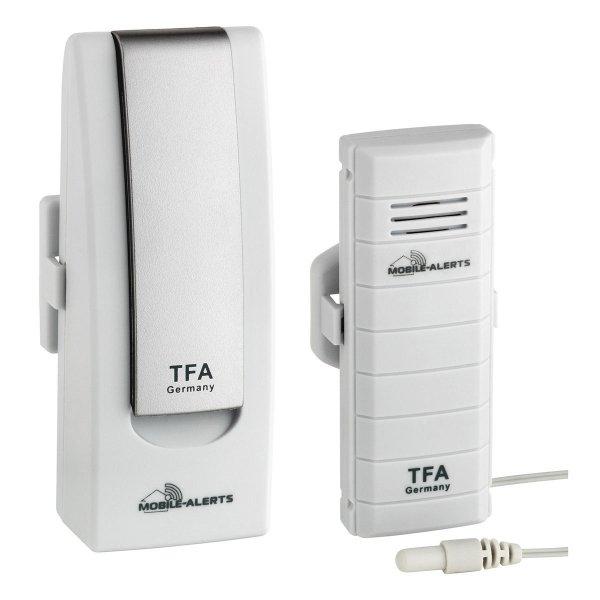 TFA 31.4002 zestaw startowy on-line system pomiarowy WeatherHub Smart Home