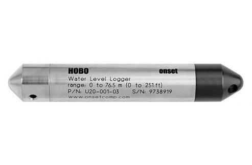 Rejestrator temperatury i poziomu wody HOBO U20-001-03 do 76 m zanurzenia