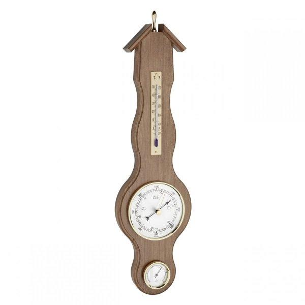 TFA 20.1037 stacja pogody tradycyjna mechaniczna barometr ścienny