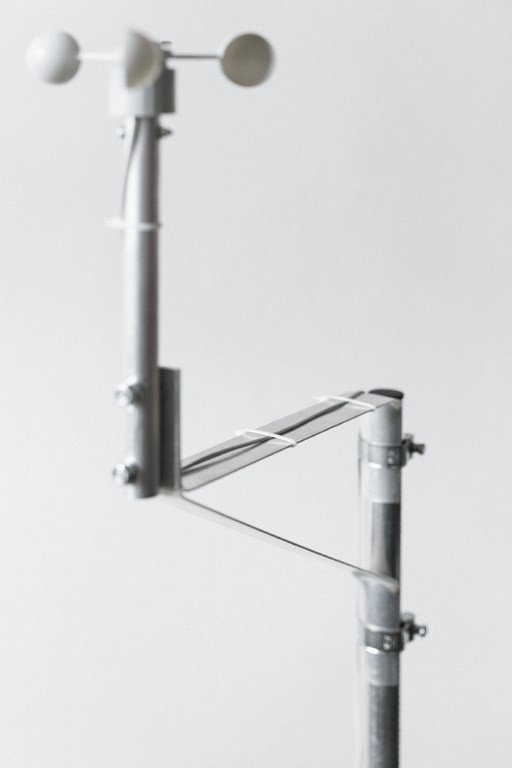 PM Ecology MST-201 wysięgnik masztowy instalacyjny krótki do czujników wiatru