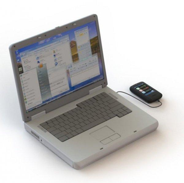 Corintech DataPad czytnik rejestratorów USB