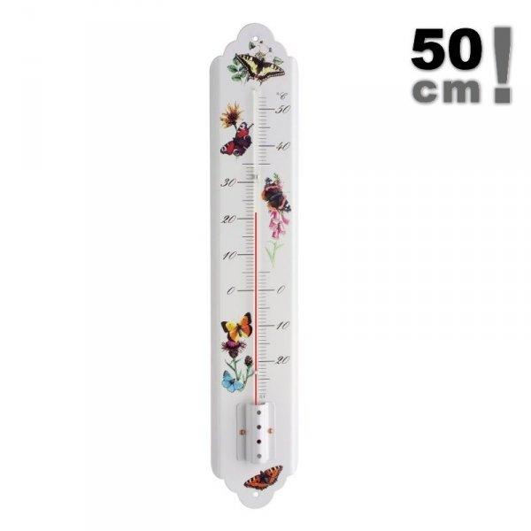 TFA 12.2050 termometr zewnętrzny cieczowy ścienny duży 495 mm