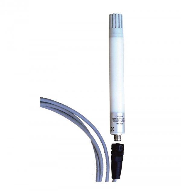Czujnik temperatury i wilgotności A-Ster HT-125 termohigrometr elektroniczny
