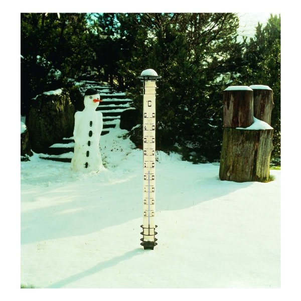 TFA 12.2002 JUMBO termometr ogrodowy cieczowy zewnętrzny bardzo duży 115 cm