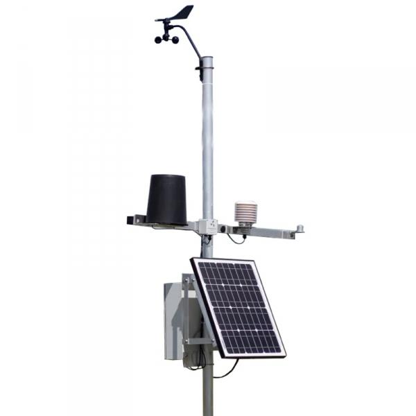 PM Ecology RADIO LITE stacja meteorologiczna profesjonalna z transmisją GPRS/GSM