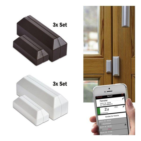 TFA 30.3311 czujnik alarmowy otwarcia drzwi lub okna do WeatherHub Smart Home