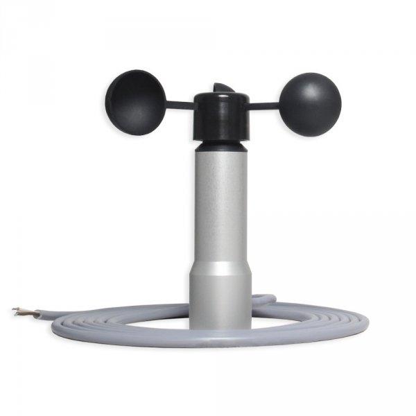Navis WS 102 czujnik prędkości wiatru alarmowy anemometr wyjście przekaźnikowe