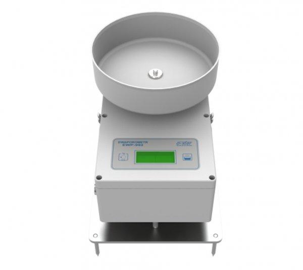 A-Ster EWP-1010 ewaporometr Modbus do pomiaru parowania i temperatury, apertura 250 cm2