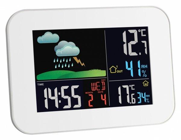 TFA 35.1136 PRIMAVERA stacja pogody bezprzewodowa z czujnikiem zewnętrznym