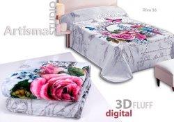 Koc 3D 155x220 cm Riva 16