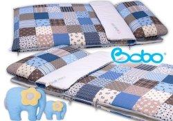 Śpiworek przedszkolaka patchwork