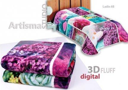 Koc 3D 155x220 cm Ladin 68