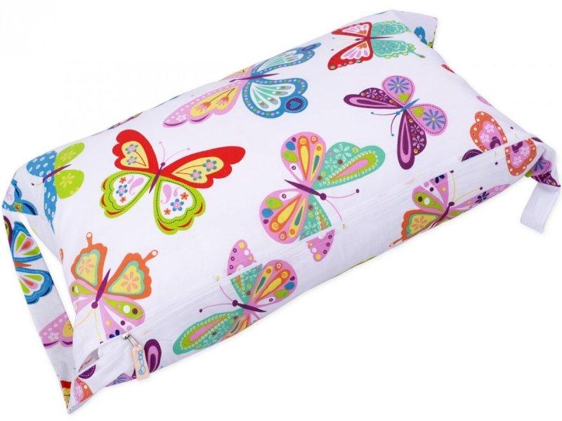 Pokrowiec na posciel motyle
