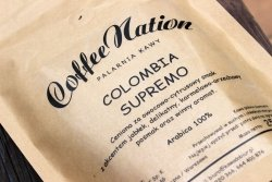COLOMBIA SUPREMO - 100% Arabika
