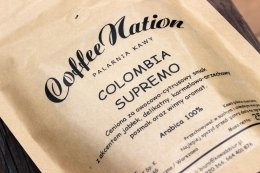 COLOMBIA SUPREMO - 100% Arabica