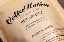 BURUNDI - 100% Arabica