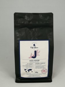 JAZZ COFFEE 500g   Arabika+Robusta