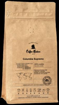 COLOMBIA SUPREMO 500g - 100% Arabika
