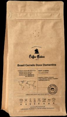 Brasil Cerrado Doce Diamantina 1000g - 100% Arabika