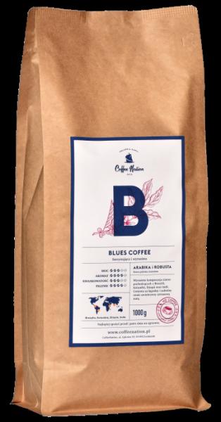 BLUES COFFEE  250g Arabika+Robusta