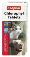 Beaphar Chlorophyl Tablets - preparat na czas cieczki/rui 30 tabletek