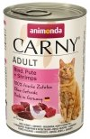 Animonda Carny Adult Indyk + Krewetki puszka 400g