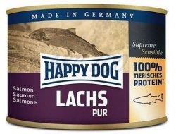 Happy Dog Lachs Puszka 100% Łosoś 200g