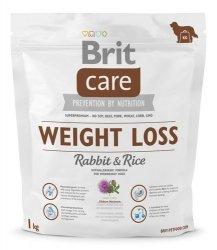 Brit Care Weight Loss Rabbit & Rice 1kg