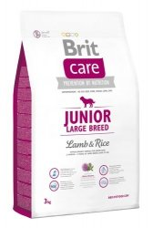 Brit Care Junior Large Breed Lamb & Rice 3kg