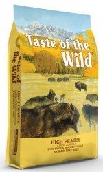 Taste of the Wild High Prairie Canine z mięsem z bizona 2kg