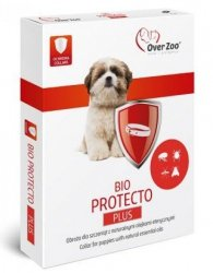 Over Zoo Bio Protecto Obroża dla szczeniąt 35cm
