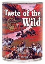 Taste of the Wild Southwest Canyon puszka 390g