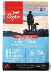 Orijen Adult 6 Fresh Fish 2kg