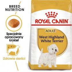 Royal Canin West Highland White Terrier 21 Adult 1,5kg