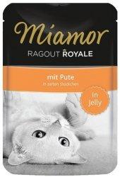 Miamor Ragout Royale z Indykiem w galaretce saszetka 100g