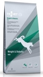 Trovet WRD Weight & Diabetic dla psa 3kg