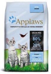Applaws Cat Kitten Chicken 400g